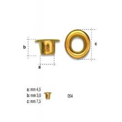 OCCHIELLI 100-054 BIA-NE 100PZ