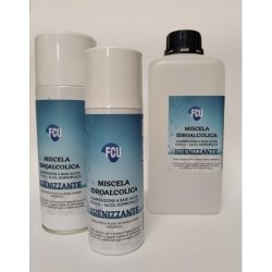 IGIENIZZANTE SPRAY ml 200