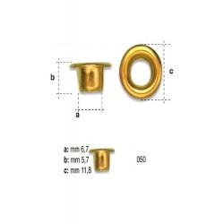 OCCHIELLI 140-050 BIA-NE 100PZ